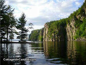 Mazinaw Lake Cottage Rental Near Bon Echo Park Land O