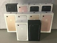 apple iPhone 7 128gb unlocked brand new condition