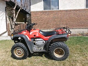 WANTED!! HONDA QUAD OR DIRT BIKE TO FIX UP OR PARTS.