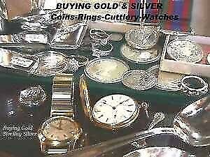 Wanted medals Gold Silver Coins watches antiques
