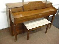 1969 Kawaii Piano and Bench
