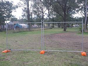 Temporary Fencing Hire - MSBM Riverstone Blacktown Area Preview