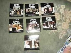 7 new dvds Upstaiors/downstairs series 1