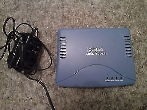 Ovislink DSL Modem (Can be used with any provider)