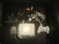 Playstation 1 slim avec 1 manette !!