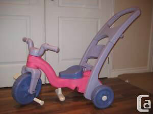 Tricycle Ruff N Tuff and Disney Princess Patio Set & Scooter