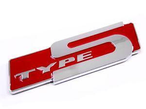 Type S Emblem EBay - Acura type s emblem