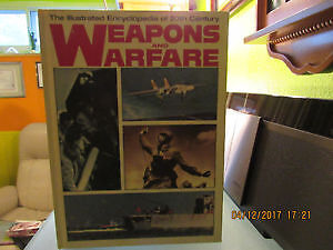 Weapons and Warfare Encyclopedia 16 volumes