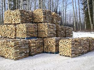 Seasoned Firewood for Sale!! BIRCH TAMARACK SPRUCE/PINE Edmonton Edmonton Area image 1