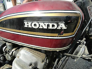 WANTED: HONDA CB 750 - 1969 OR 1970 - COMPLETE OR PARTS -