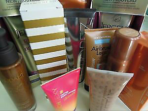 Tinted body lotion spray - Lancaster Ronson Sally Hansen Artdeco