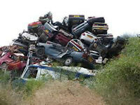 FREE PICK-UP OF UNWANTED SCRAP METALS AND CARS 204-582-7122