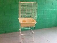 cage a petit perroquet