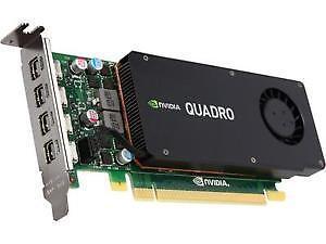 NVidia Quadro K1200 par PNY