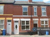 3 bedroom house in May Street, Derby, DE22 (3 bed)