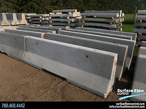 Jersey Barriers – Mini & Large