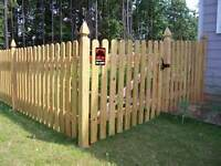FENCE DECKS SIDING*NOTHING DOWN*FREE QUOTES ON SITE 227-2642