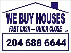 Need to SELL your HOUSE FAST? -->WE BUY HOUSES<--
