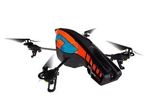 Parrot AR 2.0 Drone with Led kit and extra propellers