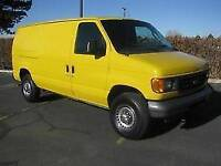 CARGO MOVING SERVICES 4169390777 DELIVERY VANS + TRASH PU