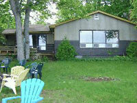 Waterfront Cottage for Rent in Kawartha Lakes!