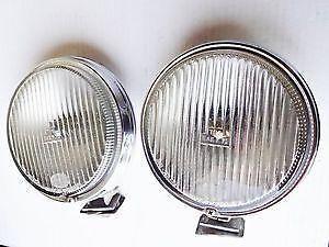 Vintage Hella Fog Lights Ebay