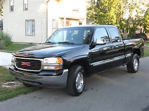 2000 Chev / GMC Body Parts