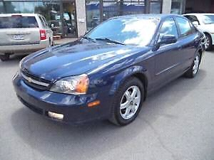 2004 Chevy Epica blue 4 door $600 takes it Windsor Region Ontario image 1