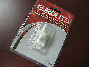3157 NEW RED Eurolite LED Replacement Bulb