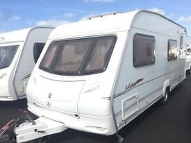 6 BERTH 2006 ACE JUBILEE WITH FIX BUNKBEDS AND AWNING MORE IN STOCK AND WE CAN DELIVER