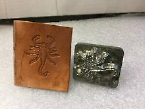 #8462 Scorpion 3D Stamp - Vintage - Discontinued