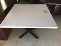 "42"" Square Table"