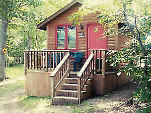 Log Cabin for Rent