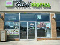 Thai Express Franchise for SALE , Cook To Order In Front Of Cus