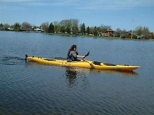 New Winner Dreamer Kayak with free Paddle Cornwall Ontario image 4