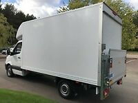 24/7 REMOVAL, MAN AND VAN, HIRE WITH DRIVER, SHORT NOTICE, URGENT CLEARANCE.