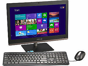 ASUS ET2031 ALL/ONE TOUCH 19.5'' 6GB 500GB DVD/CD+KEYBOARD/MOUSE