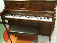 Piano must sale today!