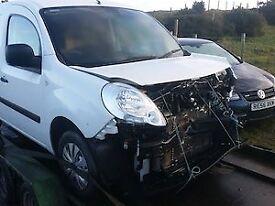 Renault Kangoo Van 1.5 DCI 2012 for parts!
