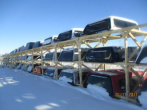 NEW and USED TRUCK CANOPIES BLOW OUT SALE ON NOW!!!