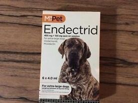 ENDECTRID SPOT ON FLEA TREATMENT FOR EXTRA-LARGE DOGS 25-40 KILOS