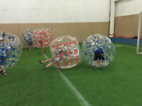 Bubble Soccer-Toronto's #1 Bubble Soccer/Archery Tag! HALLOWEEN