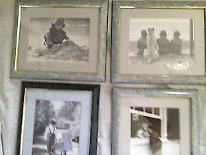 Six assorted baby pictures for sale Gatineau Ottawa / Gatineau Area image 1