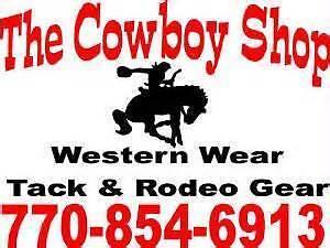Cowboy Shop Clearance