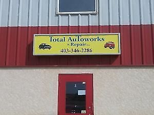 TOTAL AUTOWORKS AND REPAIR INC
