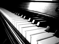 PIano and Vocal Lessons Available!