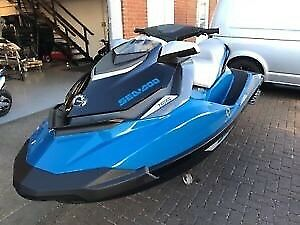 2018 SeaDoo GTI SE 155 Only 8 Hours