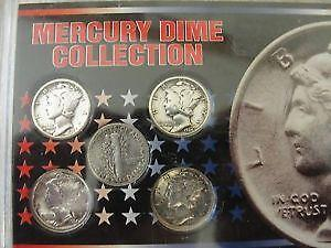 Mercury Dimes Ebay
