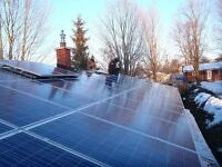 FREE SOLAR PANELS-FOR ENERGY PAID FOR BY ONTARIO GOVERNMENT