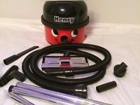 Nearly New Henry Vacuum Cleaner